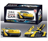 Игрушка Машина спортивная. 3D свет, звук (HG-355)