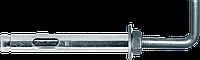 Анкерный болт с крючком L 6/8х40 (100шт/уп)