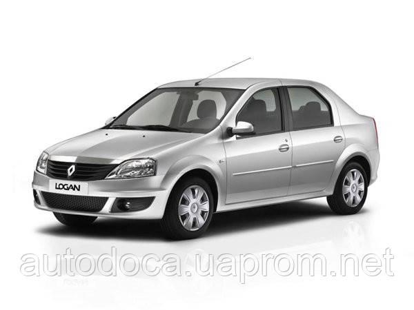 Захист картера двигуна і акпп Renault Logan 2008 - з установкою! Київ