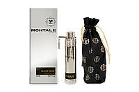 Мини-парфюм Montale Black Aoud (Черный Уд) для мужчин 20 мл