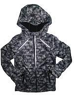 Куртка для мальчика на флисовой подкладке, размеры 110/116, Crivit, арт. 275530
