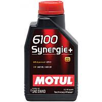 Моторное масло Motul 6100 SYNERGIE+ 5W-40