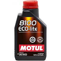Моторное масло Motul 8100 ECO-LITE 0W-20