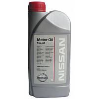 Моторное масло Nissan MOTOR OIL 5W-40