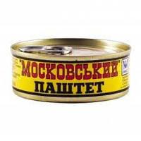 Онисс Паштет Московский 100г