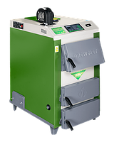 Твердотопливный котел с автоматическим управлением DREW-MET MJ-3 17 кВт (Древ Мет)