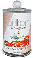 """Чай Tarlton """"Черный дракон"""" 160гр"""