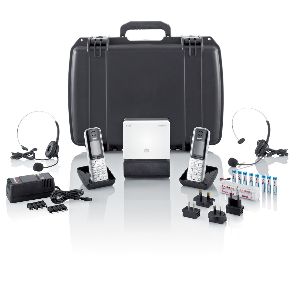 Комплект для тестирования DECT покрытия Gigaset N720 SPK PRO