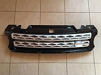 Решетка радиатора Range Rover Sport 2013-... (черная с серой сеткой)