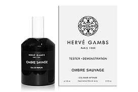 Тестер унисекс Herve Gambs Paris Ombre Sauvage, 100 мл