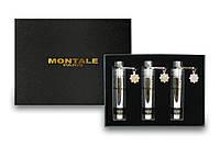 Подарочный набор Montale Black Aoud (Монталь Блек Уд) 3*20 мл