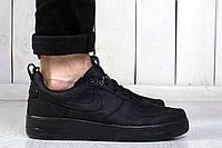 Кроссовки мужские низкие Nike lunar force blk (реплика), фото 1