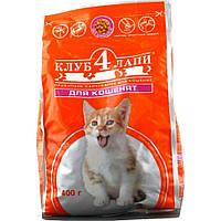 Club 4 Paws Сухой корм для котят 400г