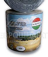 Шнур Agrotex Silver 600 полипропиленовый (серый)