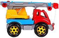 Машина игрушка АвтоКран игрушка Технок (m+)