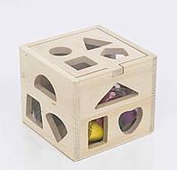 Игра на логику для детей Куб дерево