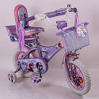 Детский велосипед  ICE FROZEN 12 дюймов
