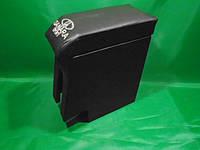 Подлокотник ВАЗ 2108-099 черный с вышивкой Mini