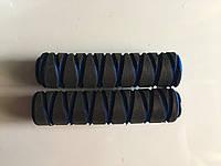 Велосипедные рукоятки (грипсы)  неопреновые длинные ( 1 шт ), фото 1