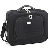 Кейс  деловой для документов и  ноутбука фирмы  Sanjerly комплект 2в1