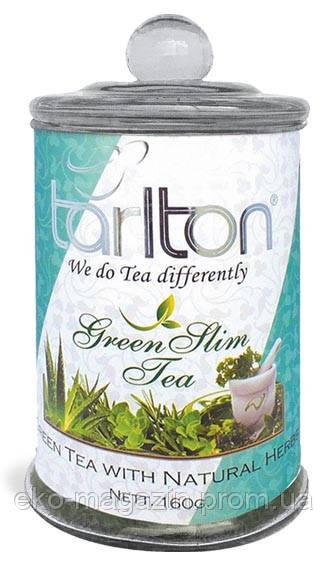 """Чай Tarlton """"Слим"""" 160гр"""