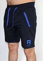 Мужские трикотажные шорты Reebok черные 26