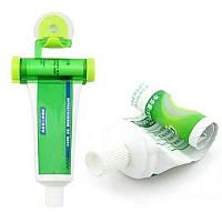 Держатель для зубной пасты на стену с функцией выдавливания!