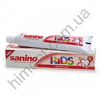 Зубная паста детская Sanino Kids,50ml