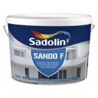 Краска фасадная акриловая Sando F  10л