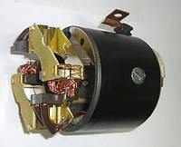 Щеткодержатель (статор)с обмоткой редукторного стартера