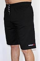 Мужские трикотажные шорты Reebok черные 31