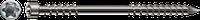 Шуруп SPAX- для доріг і містків, T-STAR plus,нержавіюча сталь, оцинкований, срібний
