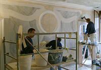 Декор и реставрация помещений