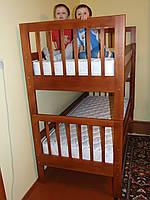 Ліжко двохярусне Заріна , фото 1