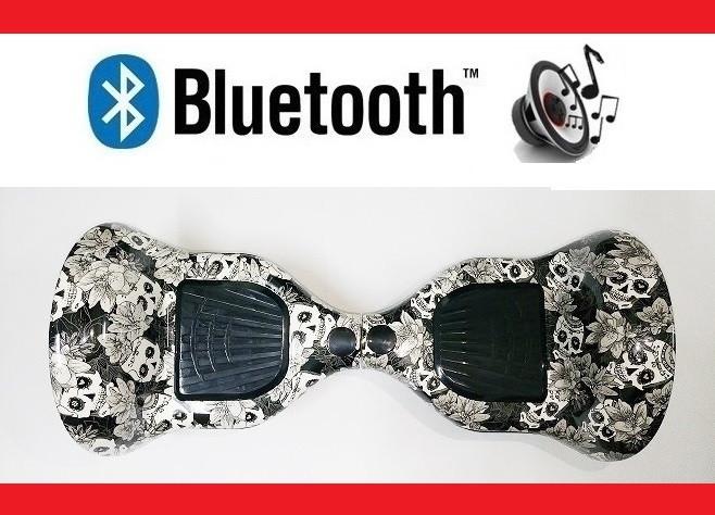 """Гироскутер Smart Balance 6,5"""" Bluetooth / LED подстветка / Пульт / Чехол"""