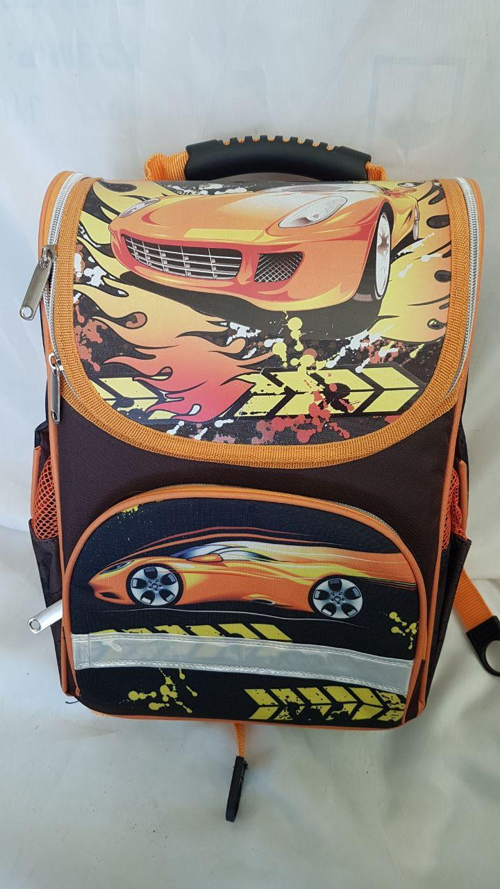 Рюкзак школьный ортопедический размер 35x25x15