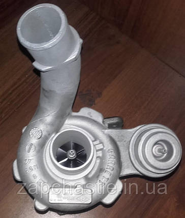 Турбіна Опель Віваро 1.9 dCi 7517684, фото 2