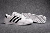 Мужские кожаные кроссовки Adidas Hamburg в наличии, белые! РАЗМЕР 41-45