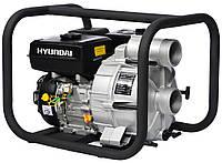 Мотопомпа бензиновая Hyundai HYT 80 (для грязной воды) Купить Цена
