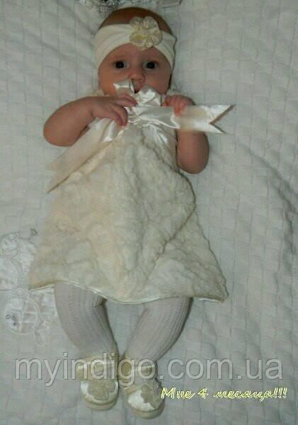 Красивое платье для крещения