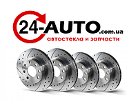 Тормозные диски Peugeot 206 / Пежо 206 (Хетчбек, Седан, Комби) (1998-2010)