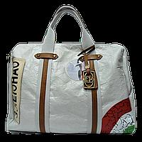 Женская летняя сумочка из искусственной кожи серого цвета PBG-221121, фото 1