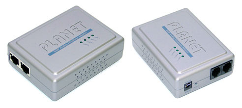 Аналоговый телефонный адаптер Planet VIP-156 (однопортовый АТА SIP адаптер)