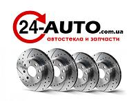 Тормозные диски VW Touareg / Фольксваген Туарег (Внедорожник) (2002-2009)
