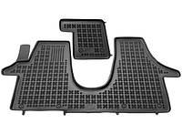 """Коврики салона """"Rezaw-Plast"""" Volkswagen Transporter T5 Max / Multivan (с 2003--)"""