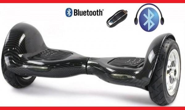 """Гироскутер Smart Balance 10"""" Bluetooth / LED подстветка / Пульт / Чехол"""