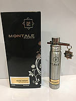 Мини парфюм унисекс Montale Rose Night (Монталь Роуз Найт) 20 мл