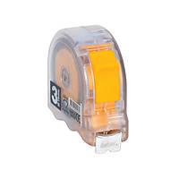 Рулетка прозрачная Profi из ударопрочного пластика
