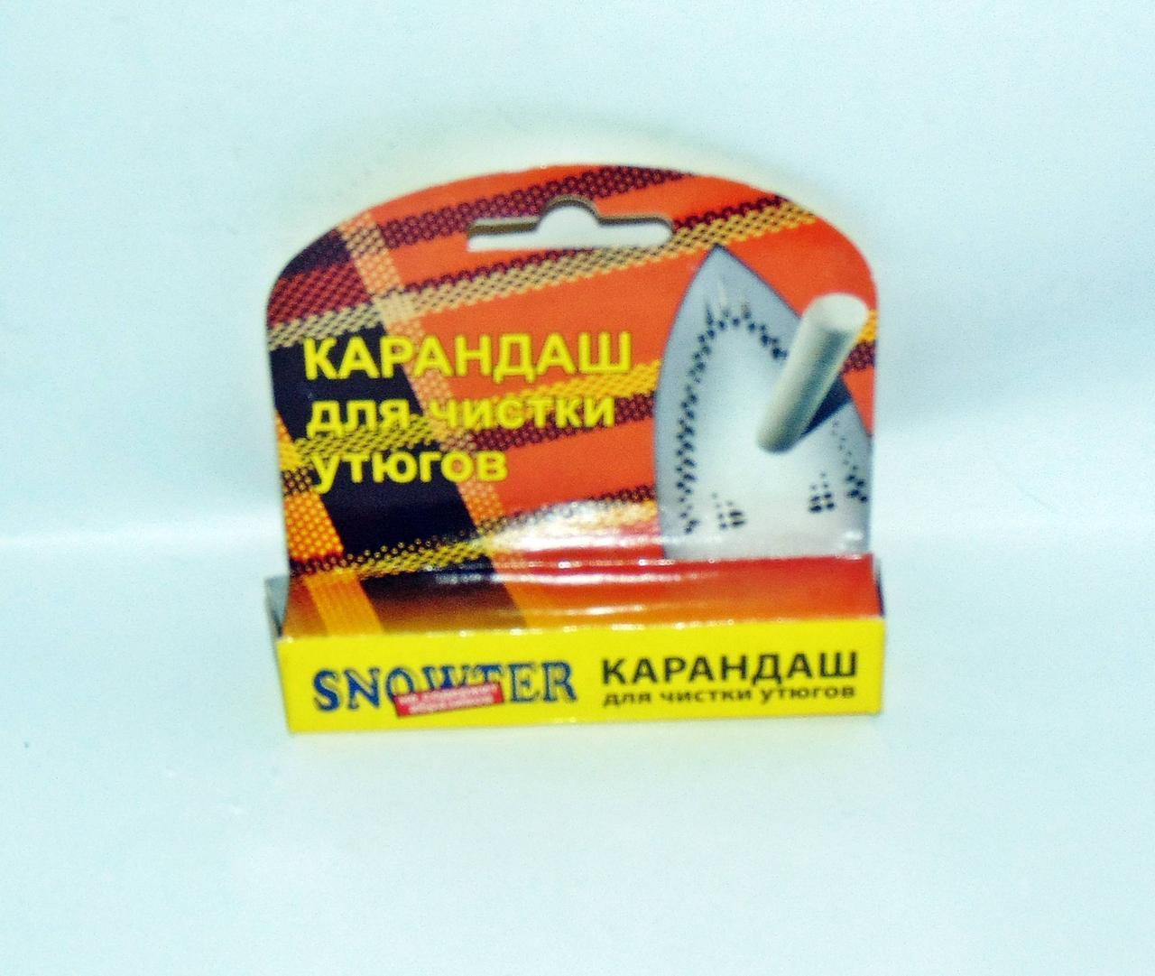 Карандаш для чистки утюгов Snowter, фото 1
