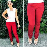 Женские летние стильные джинсы в больших размерах (DG-ат4655\1)